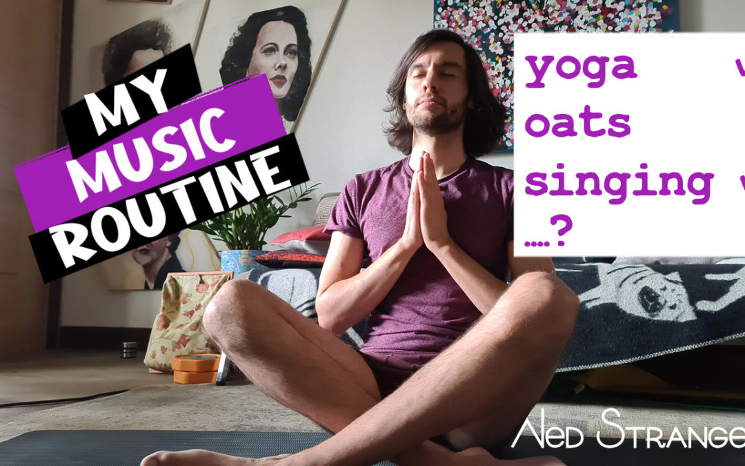 How to develop a good morning routine for musicians